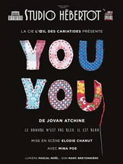 You-You Studio Hebertot Affiche