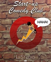 Start-Up Comedy Club LeStudio Affiche