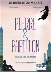 Pierre et Papillon Théâtre du Marais Affiche