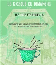 Tea time for Musicals Blondes Ogresses Affiche