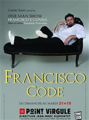 Francisco E Cunha Le Point Virgule Affiche