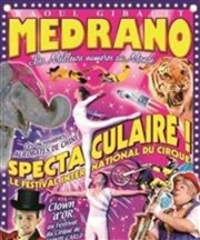 Le Grand Cirque Medrano | Nevers Chapiteau Medrano � Nevers Affiche