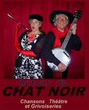 Autour du chat noir Cui-Cui Théâtre Affiche