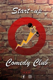 Start-up Comedy Club Le Mécano bar Affiche