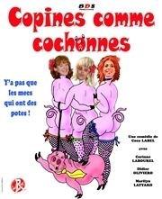 cochonnes libertines nancy