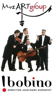 Mozart Group Bobino Affiche
