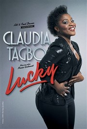 Claudia Tagbo dans Lucky L'Olympia Affiche