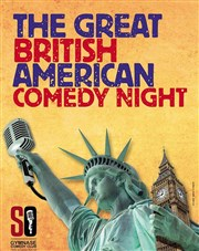 The Great British American Comedy Night SoGymnase au Théatre du Gymnase Marie Bell Affiche