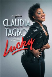 Claudia Tagbo dans Lucky Gait� Montparnasse Affiche