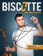 Biscotte dans One-man musical Comedy Palace Affiche